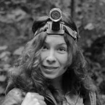 SylvieDelaire Spéléologue