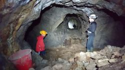 Speleo 2016 MINE FANNY KRUTH ET MINE URANIUM KRUTH 2016 05 07